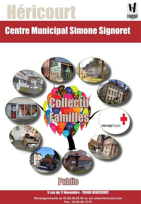 Collectif Famillles