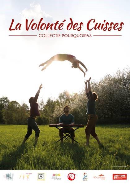 Vendredi 24 janvier 2020 à 18h30 - Cirque vivant, acrobatique et musical